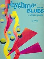 Piano Rhythm & Blues, Book 1