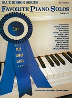 Favorite Piano Solos Level 1, Volume II