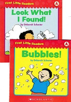 Bubbles!, Look What I Found! And 22 More First Little Reader