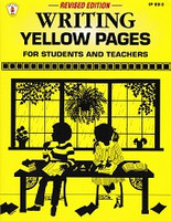 Writing Yellow Pages for students & teachers; revised ed.