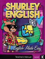 Shurley English, Level K Set