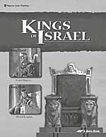 Bible 9: Kings of Israel, Quiz-Test Key