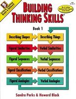Building Thinking Skills, Level 1, student