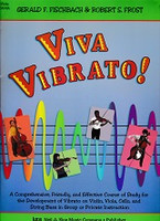 Viva Vibrato! Study for Development of String Vibrato