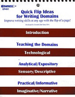 Quick Flip Ideas for Writing Domains