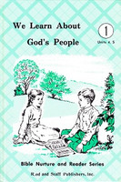 We Learn About God's People 1, Units 4,5; student