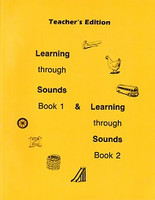 Learning through Sounds 1, Book 1 & 2 Teacher Edition