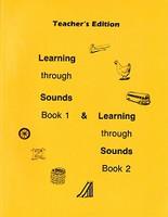 Learning through Sounds 1, Book 1 & 2 Teacher Edition