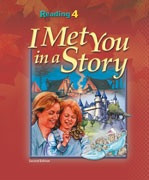 I Met You in a Story, Reading 4, 2d ed., student