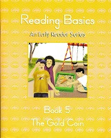 Reading Basics 1 Early Readers Book 5, The Gold Coin