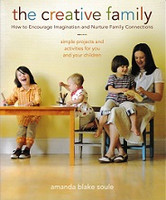 Creative Family, Encourage Imagination & Family Connections