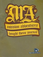 """MA"" Mission Adventures Bought Theme Journal"