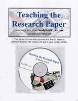 Teaching the Research Paper, CD & Teaching Helps Set