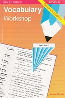 Vocabulary Workshop, Level C, enhanced edition, text