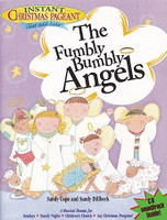 Fumbly Bumbly Angels Instant Christmas Pageant