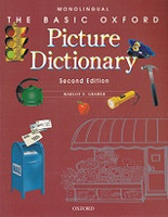 Monolingual Basic Oxford Picture Dictionary, 2d ed.