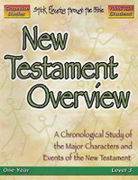 Grapevine New Testament Overview, Level 3 Two Books Set