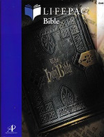 Bible 7 Lifepac Units 4-5, 7-8, 10 & Teacher Guide Set