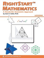 RightStart Math G, Hands-On Geometric Approach, Lessons
