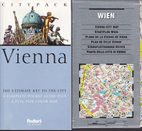 Vienna Citypack Pocket Guide & Map Set