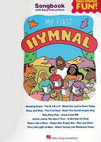 My First Hymnal Recorder Songbook with Easy Instructions