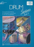Drum Sessions, Book 2, Comprehensive Method
