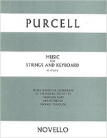 Works of Henry Purcell Music for Strings & Keyboard Set