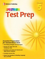 Spectrum Test Prep, Grade 5
