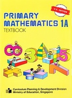 Singapore Primary Mathematics 1A Textbook, U.S. Edition