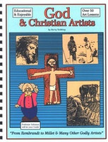 God & Christian Artists, Over 50 Art lessons