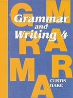 Grammar and Writing 4, textbook & Teacher Guide Set