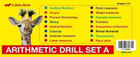 Arithmetic Drill Set A Flashcard Set