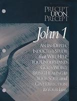Precept Upon Precept, John Parts 1 & 2, workbook Set