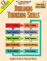 Building Thinking Skills, Book 3: Verbal, student & Teacher