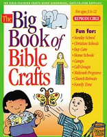 Bib Book of Bible Crafts