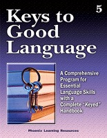 Keys to Good Language 5, workbook, Teacher's & Tests Set