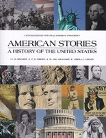 American Stories, A History of the United States