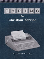 Typing for Christian Service, Text & Teacher Manual Set