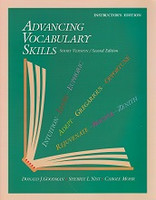 Advancing Vocabulary Skills, 2d ed., Instructor Edition