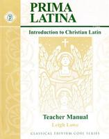 Prima Latina, Teacher Manual