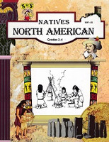 North American Natives, Grades 2-4