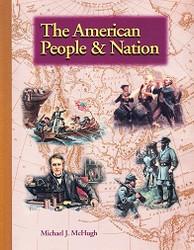 History for Little Pilgrims, text & Teacher Manual Set