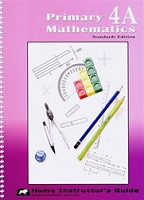 Singapore Primary Mathematics 4A, Home Instructor Guide
