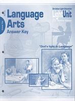 Language Arts 4 Light Unit 401-405, 406-410 Answer Keys