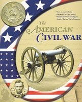 American Civil War Turn-to-Learn Wheel Book