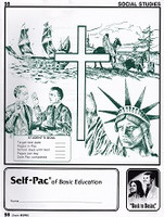 Social Studies 6 Self-Pac PACEs 98-108 Set