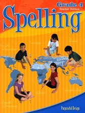 ACSI Spelling, Grade Four, Teacher Edition & CD Set