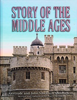 Story of the Middle Ages 6, revised, updated, text & Key Set