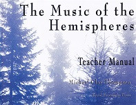 Music of the Hemispheres, Teacher Manual