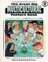Great Big Multicultural Pattern Book